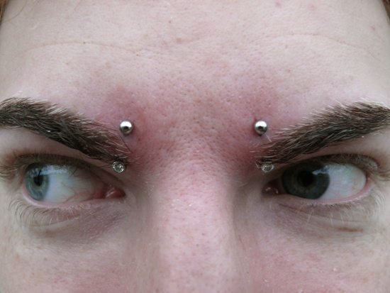 eyebrow piercing (11)