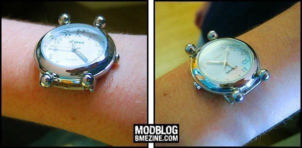 10-Wrist Piercing