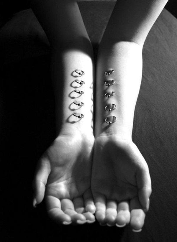 8-Wrist Piercing