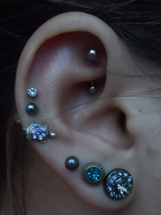 ear piercing rook - photo #25
