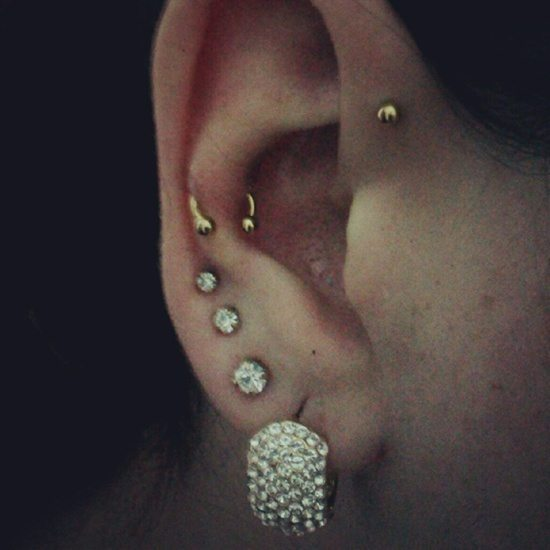 Attractive Examples Of Snug Piercing Piercingeasliy Com