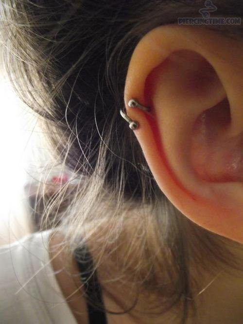 Auricle Piercing Complate Information Guide With Examples