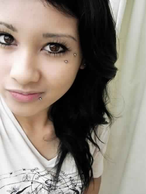 Anti Eyebrow Piercing Examples With Information Guide
