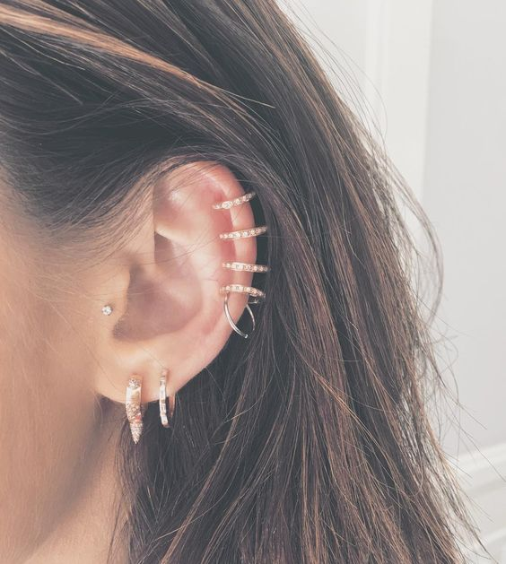How to Care for an Auricle Piercing