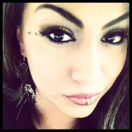 Anti Eyebrow Piercing Examples with Information guide Ear Piercings