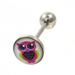 tongue piercing jewelry