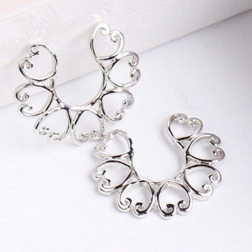 Titanium Jewelry silver