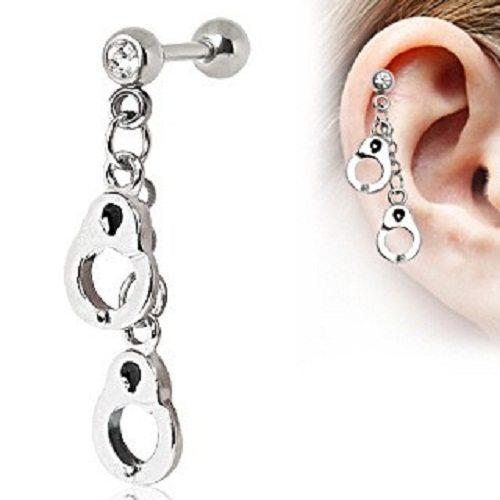 Surgical Steel Ear Piercing