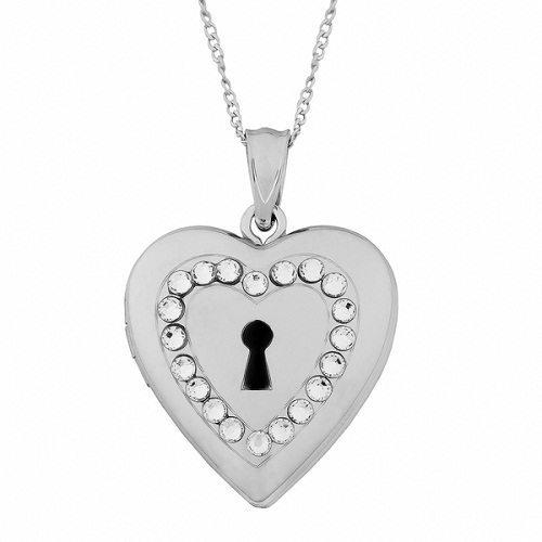 heart shape steel pendant