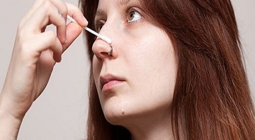 550px-Clean-Your-Nose-Piercing-Step-1