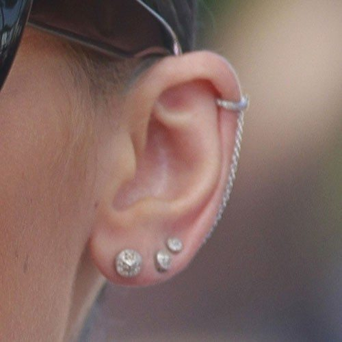 Helix Piercing And Its Healing