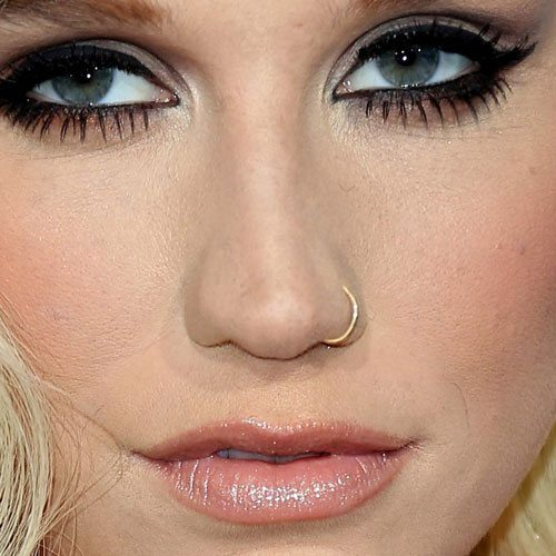Nostril-Piercing-With-Gold-Ring