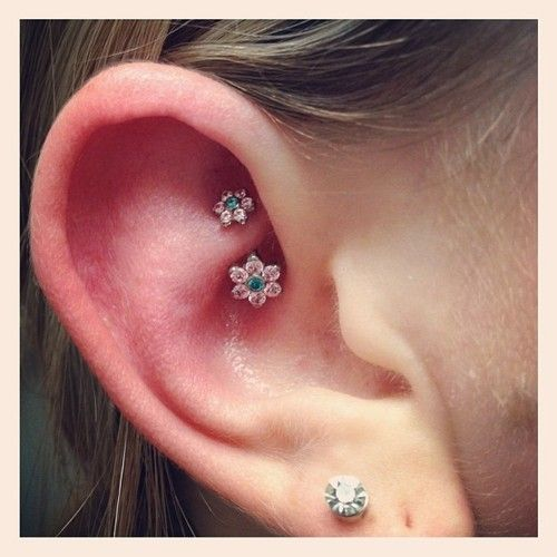 8 Best Rook Piercing Jewelry Worthwhile To Look At Ear Piercing Jewelry