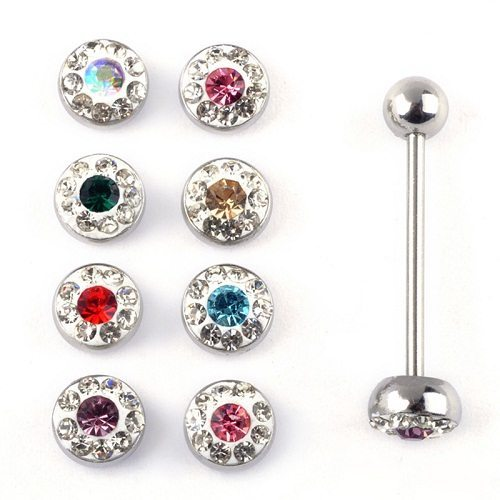 Tongue Piercing Jewelry