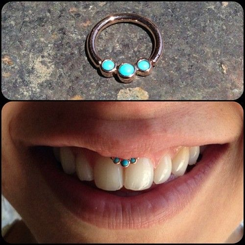 8 attractive pieces of smiley piercing jewelry you must