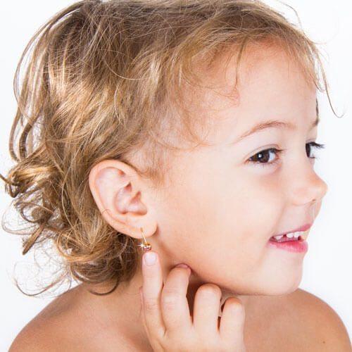 Piercing Baby Ears