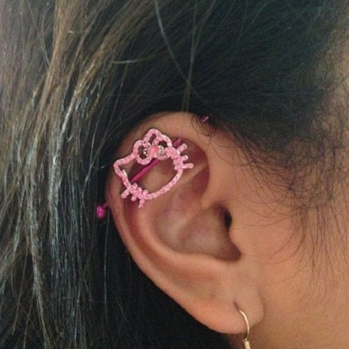 5 Unique Charming Appeal Of Industrial Piercing Jewelry