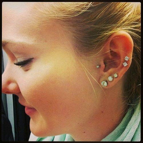 Tragus Piercing Jewelry