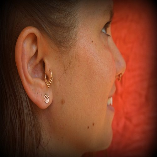 Top 7 Tragus Piercing Jewelry With Brilliant Designs
