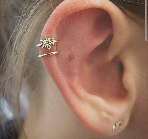 Helix Piercing Earrings
